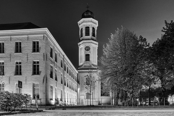 Oude abdij te Drongen